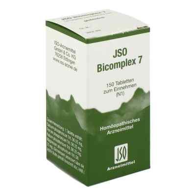 Jso Bicomplex Heilmittel Nummer  7  bei deutscheinternetapotheke.de bestellen