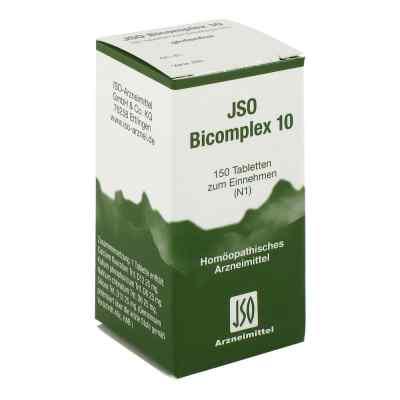 Jso Bicomplex Heilmittel Nummer  10  bei deutscheinternetapotheke.de bestellen