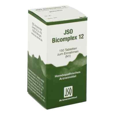 Jso Bicomplex Heilmittel Nummer  12  bei deutscheinternetapotheke.de bestellen
