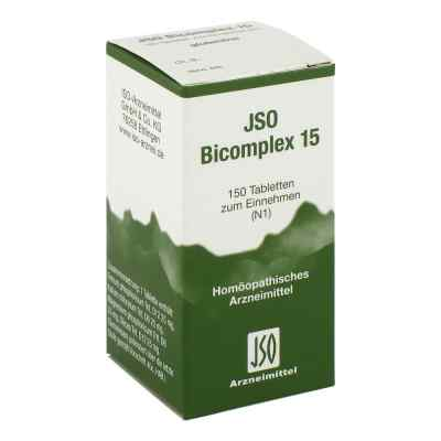 Jso Bicomplex Heilmittel Nummer  15  bei deutscheinternetapotheke.de bestellen