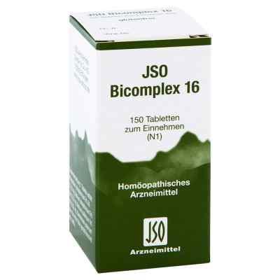 Jso Bicomplex Heilmittel Nummer  16  bei deutscheinternetapotheke.de bestellen