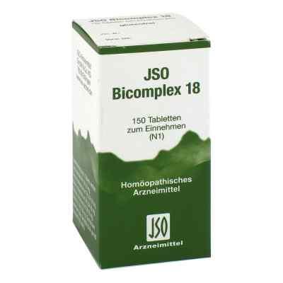 Jso Bicomplex Heilmittel Nummer  18  bei deutscheinternetapotheke.de bestellen