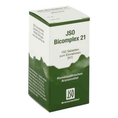 Jso Bicomplex Heilmittel Nummer  21  bei deutscheinternetapotheke.de bestellen