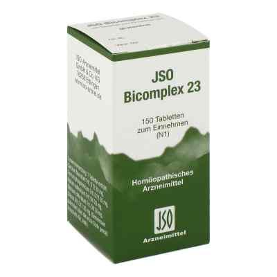 Jso Bicomplex Heilmittel Nummer  23  bei deutscheinternetapotheke.de bestellen