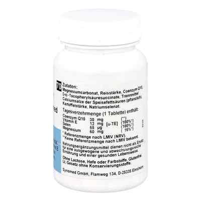 Q10 Vit Synomed Tabletten  bei deutscheinternetapotheke.de bestellen