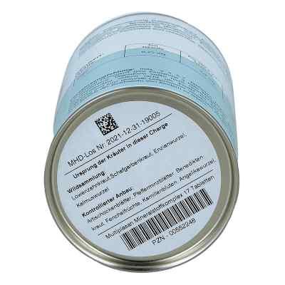 Multiplasan Mineralstoffkompex 17 Tabletten  bei deutscheinternetapotheke.de bestellen