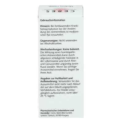 Ceres Hedera compositus Tropfen  bei deutscheinternetapotheke.de bestellen