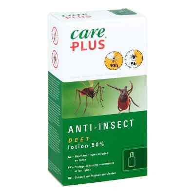 Care Plus Deet Anti Insect Lotion 50%  bei deutscheinternetapotheke.de bestellen