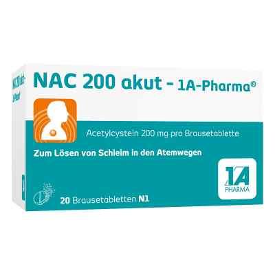 NAC 200 akut-1A Pharma  bei deutscheinternetapotheke.de bestellen