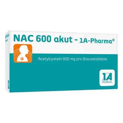 NAC 600 akut-1A Pharma  bei deutscheinternetapotheke.de bestellen