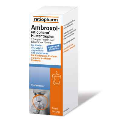 Ambroxol-ratiopharm Hustentropfen  bei deutscheinternetapotheke.de bestellen