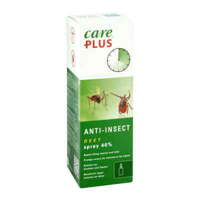 Care Plus Deet Anti Insect Spray 40%  bei deutscheinternetapotheke.de bestellen