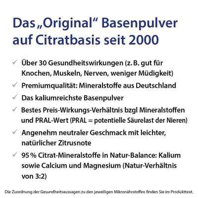 Dr. Jacob's Basenpulver  bei deutscheinternetapotheke.de bestellen