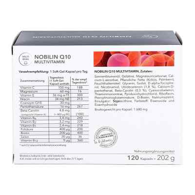 Nobilin Q10 Multivitamin Kapseln  bei deutscheinternetapotheke.de bestellen