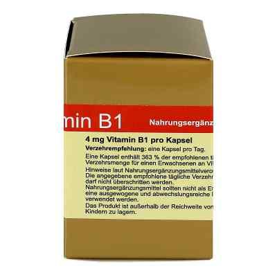 Thiamin Kapseln Vitamin B1  bei deutscheinternetapotheke.de bestellen