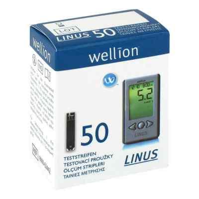 Wellion Linus Blutzucker Teststreifen  bei deutscheinternetapotheke.de bestellen