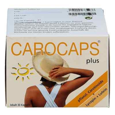 Carocaps 100 Plus Kapseln  bei deutscheinternetapotheke.de bestellen