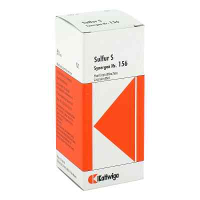 Synergon 156 Sulfur S Tropfen  bei deutscheinternetapotheke.de bestellen