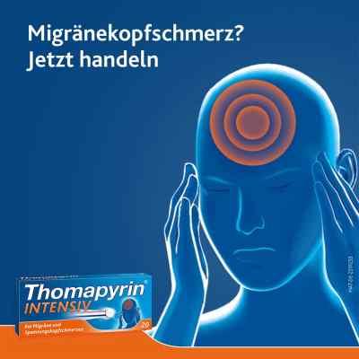 Thomapyrin INTENSIV bei Migräne & Kopfschmerzen  bei deutscheinternetapotheke.de bestellen