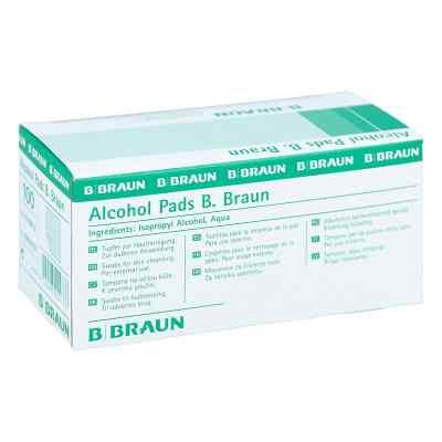Alcohol Pads B.braun Tupfer  bei deutscheinternetapotheke.de bestellen