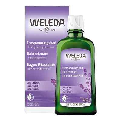 Weleda Lavendel Entspannungsbad  bei deutscheinternetapotheke.de bestellen