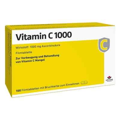 Vitamin C 1000 Filmtabletten  bei deutscheinternetapotheke.de bestellen