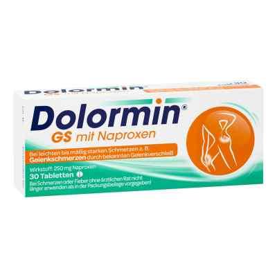Dolormin GS mit Naproxen  bei deutscheinternetapotheke.de bestellen
