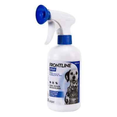 Frontline veterinär Spray Hund und Katze  bei deutscheinternetapotheke.de bestellen