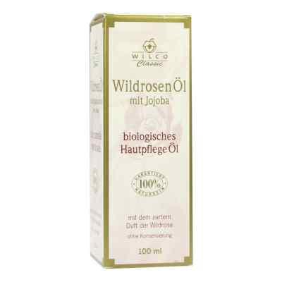 Wildrosenöl 100% naturrein mit Jojoba  bei deutscheinternetapotheke.de bestellen
