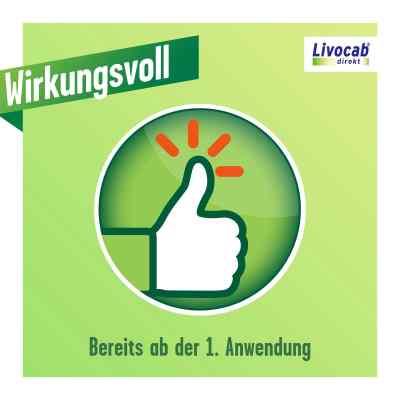 Livocab direkt Kombi bei Allergie - Augentropfen & Nasenspray, 4  bei deutscheinternetapotheke.de bestellen
