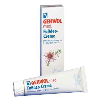 Gehwol med Fussdeo-creme  bei deutscheinternetapotheke.de bestellen