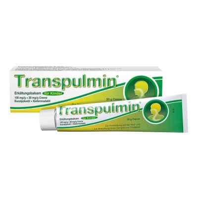 Transpulmin Erkältungsbalsam für Kinder  bei deutscheinternetapotheke.de bestellen