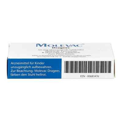 Molevac Dragees  bei deutscheinternetapotheke.de bestellen