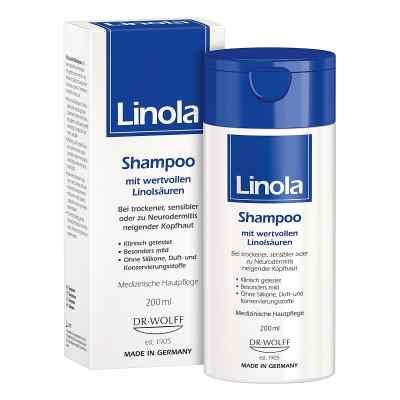 Linola Shampoo  bei deutscheinternetapotheke.de bestellen