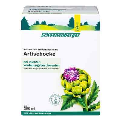 Artischockensaft Schoenenberger  bei deutscheinternetapotheke.de bestellen