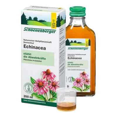 Echinaceasaft Schoenenberger  bei deutscheinternetapotheke.de bestellen