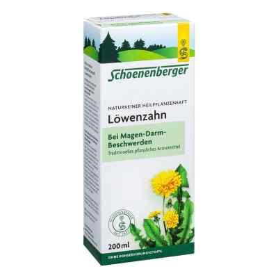 Löwenzahn Saft Schoenenberger  bei deutscheinternetapotheke.de bestellen