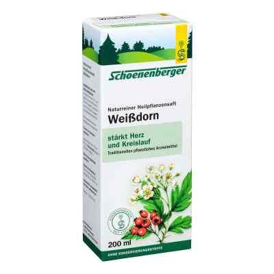 Weißdornsaft Schoenenberger  bei deutscheinternetapotheke.de bestellen
