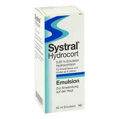 Systral Hydrocort 0,25%  bei deutscheinternetapotheke.de bestellen