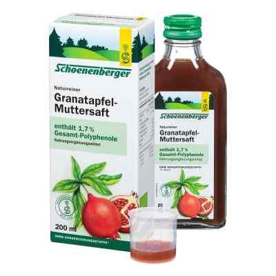 Granatapfel Muttersaft Schoenenberger  bei deutscheinternetapotheke.de bestellen