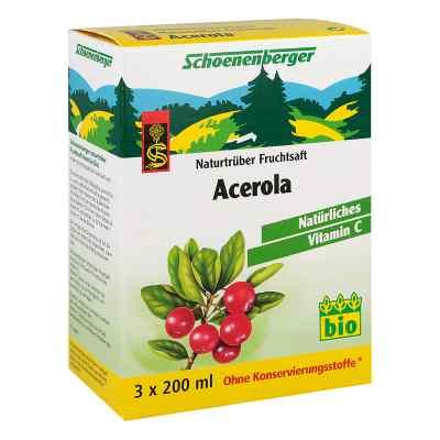 Acerola Saft Schoenenberger Heilpflanzensäfte  bei deutscheinternetapotheke.de bestellen