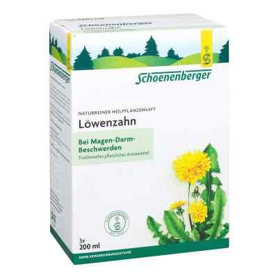Löwenzahn Saft Schoenenberger Heilpflanz.säfte  bei deutscheinternetapotheke.de bestellen