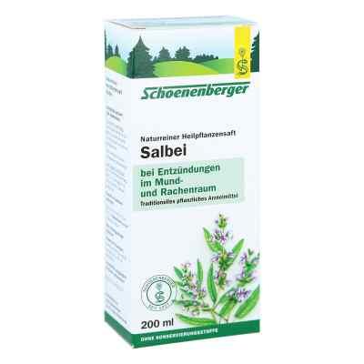 Salbei Saft Schoenenberger Heilpflanzensäfte  bei deutscheinternetapotheke.de bestellen