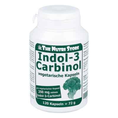 Indol 3 Carbinol 250 mg Vegitarische Kapseln  bei deutscheinternetapotheke.de bestellen