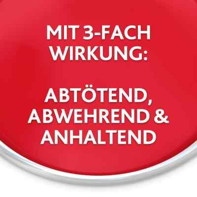 Chlorhexamed FORTE alkoholfrei 0,2%, Anwendung als Spray  bei deutscheinternetapotheke.de bestellen