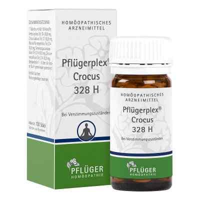 Pflügerplex Crocus 328 H Tabletten  bei deutscheinternetapotheke.de bestellen
