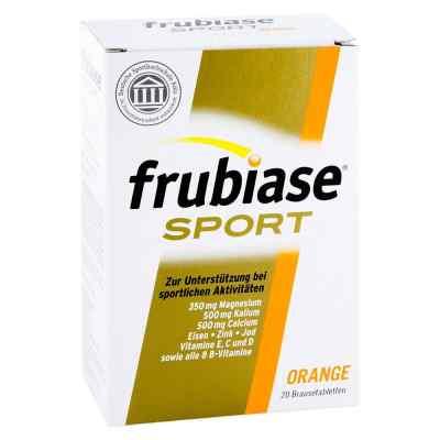 Frubiase Sport Brausetabletten  bei deutscheinternetapotheke.de bestellen