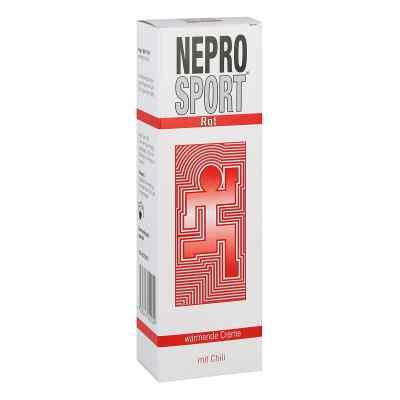 Neprosport Creme rot  bei deutscheinternetapotheke.de bestellen