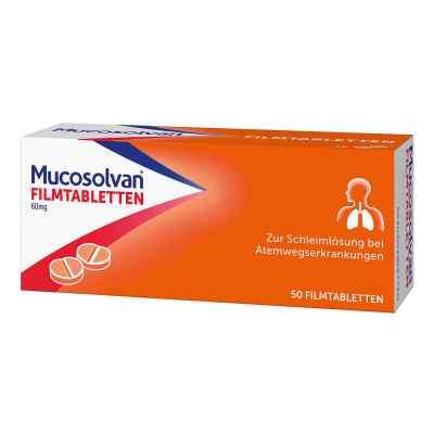 Mucosolvan Filmtabletten 60mg leicht schluckbar bei Husten  bei deutscheinternetapotheke.de bestellen