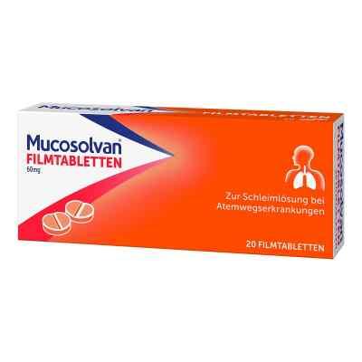 Mucosolvan Filmtabletten 60mg bei verschleimten Husten  bei deutscheinternetapotheke.de bestellen